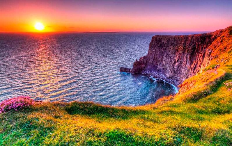 Estudiar inglés en Irlanda