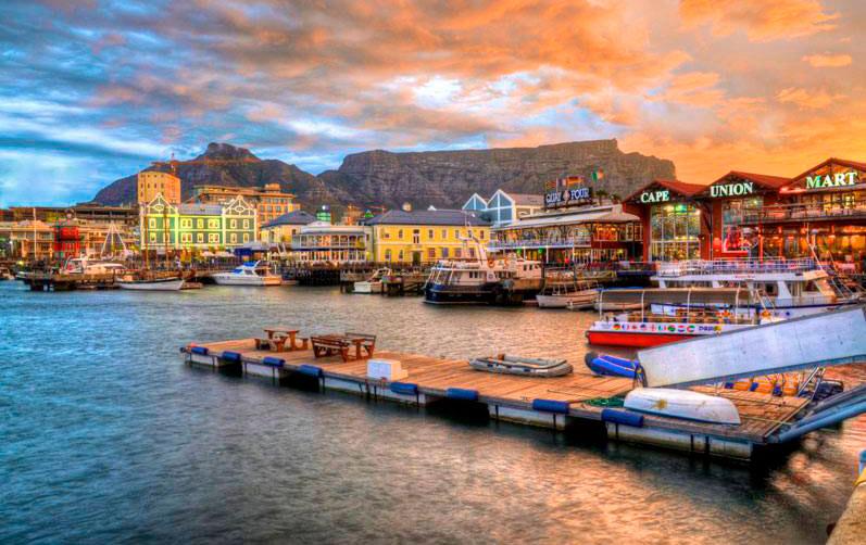 Estudiar inglés en Sudáfrica