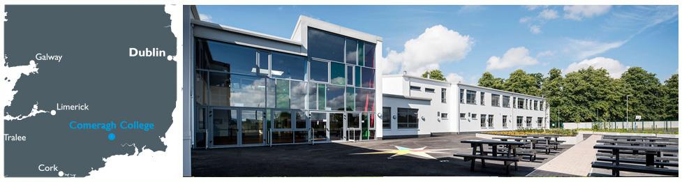 Comeragh College Irlanda Midleton School