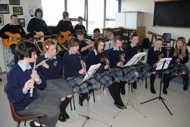 Holy Child Community Colegios en Irlanda Midleton School