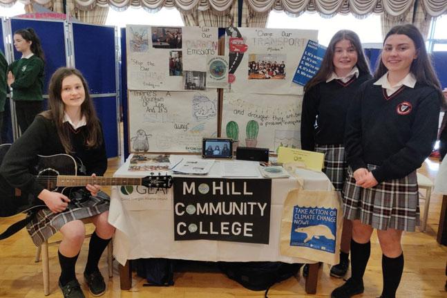 Mohill Community College Irlanda Midleton school
