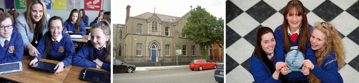 St. Vincent´s Secondary School en Irlanda Midleton School