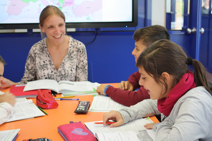 Academia inglés Getafe