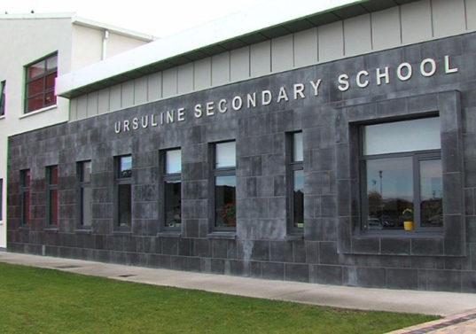 Ursuline secondary school colegios en Irlanda Midleton school