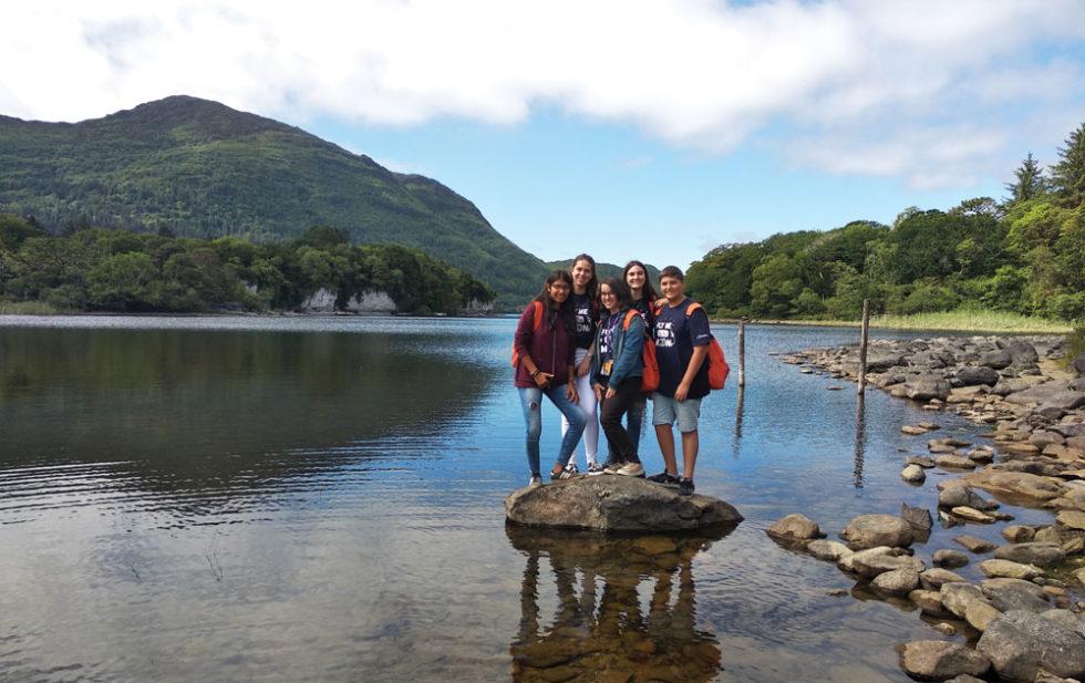 Cursos de inglés para jóvenes en Dublín Midleton School