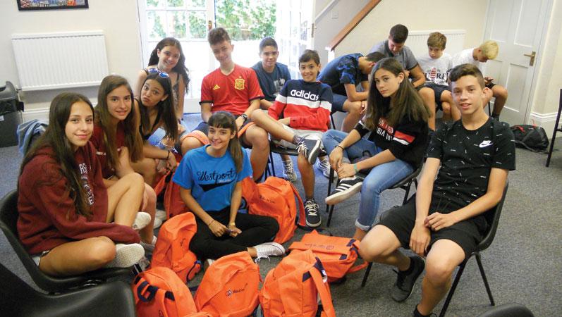 Aprender inglés en campamentos en Irlanda Midleton School