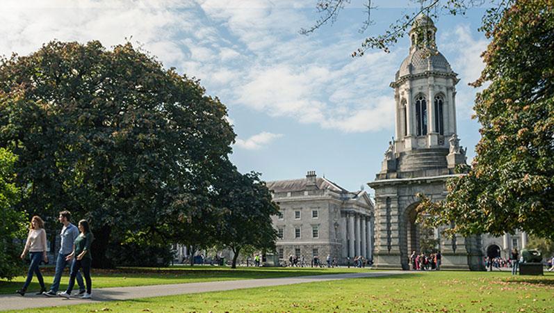 Curso de inglés en Trinity College en Dublín Midleton School