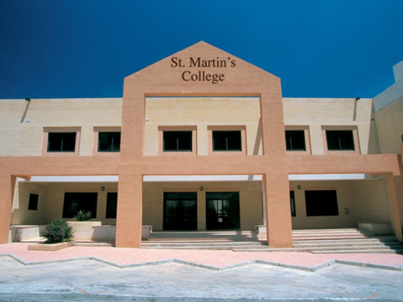 cursos de inglés jóvenes en Malta Midleton School