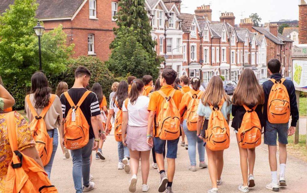 Estudiar inglés en Inglaterra Midleton school