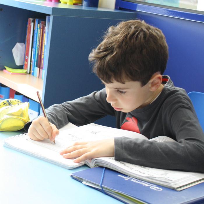 Academia inglés niños Getafe