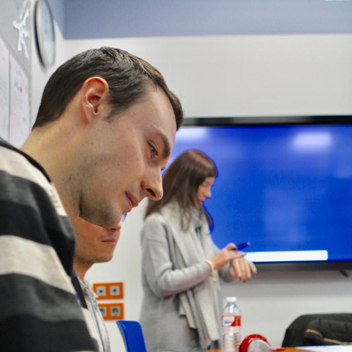 Cursos de inglés para empresas en Getafe