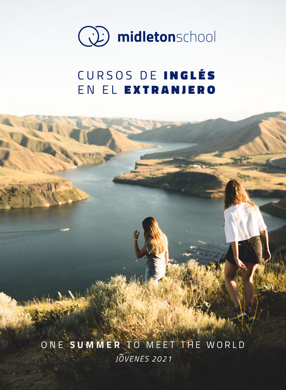 Catálogo Jóvenes Inglés en el Extranjero